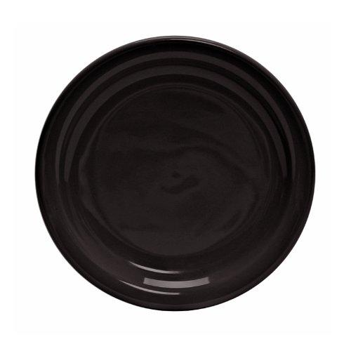 Color Code Black Truffle Salad Plate