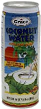 Grace Coconut Water With Pulp 175oz