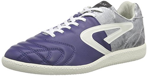 REPLAY Meril, Herren Sneakers, Blau (BLUE SILVER 1455), 44 EU thumbnail