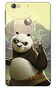 panda Printed Case for LeEco LeTv Le 1s