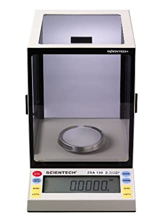 Scientech Zeta Series Single Mode Analytical Balance