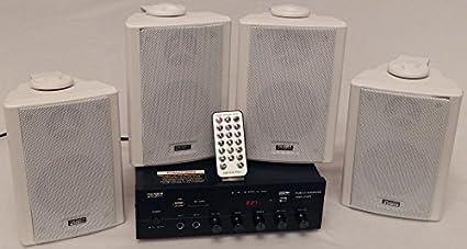 Panda Audio KV-203-L Speakers