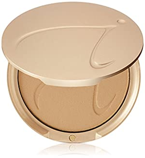 jane iredale PurePressed Base Mineral Foundation, Latte, 0.35 oz.