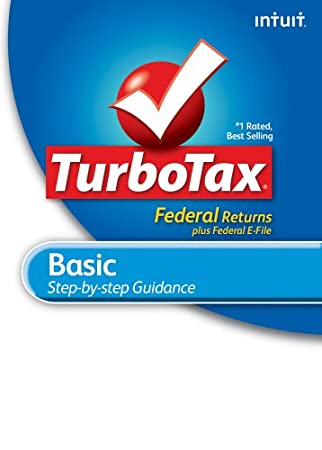 TurboTax Basic Federal + e-File 2010 [Download] [OLD VERSION]