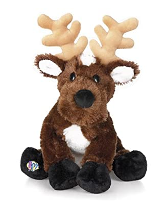 """Webkinz 8.5"""" Reindeer by Ganz"""