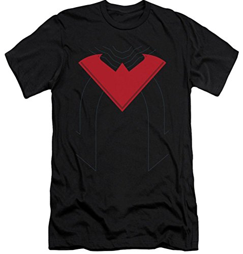 Batman Nightwing: 52 Costume Slim Fit T-Shirt