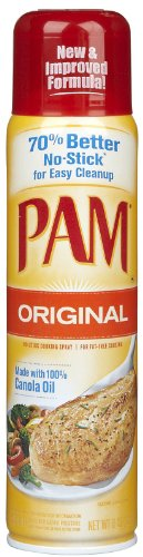 Pam Cooking Spray, 8 oz (Pam Spray Oil compare prices)
