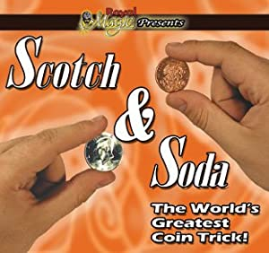Scotch & Soda - Superior - The Most Popular Coin Trick in the World!