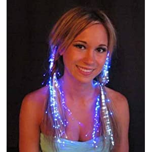 Glowbys LED Hair Barrette