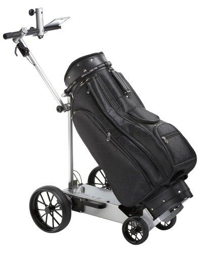 Golf Elektrotrolley, silber