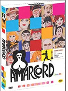 "Cover of ""Federico Fellini's Amarcord (Or..."