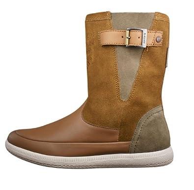 G-Star Raw Limber Tara Womens Leather Boots - Tan - SIZE UK 5