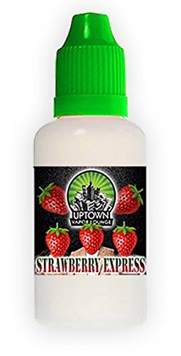 Uptown Vapors - Strawberry Express (Top Seller) - 30ml - Trademarked