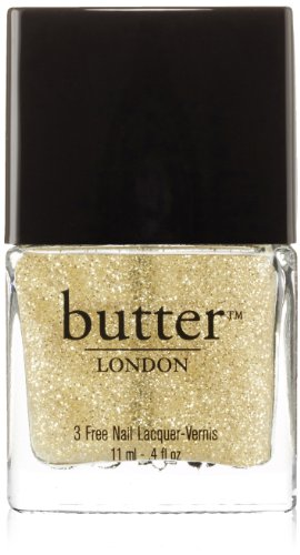 Butter London Nail Lacquer, Yellow & Gold Shades, Stratford Honey