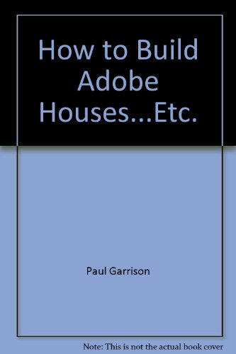 Document moved - How to build an adobe house ...