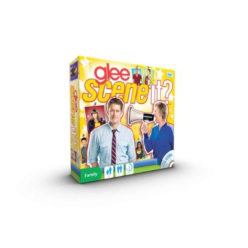 Scene It ? - Edition Glee - Jeu de Société Version Anglaise (Import Royaume Uni)