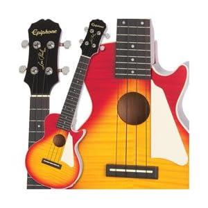 Epiphone Les Paul Acoustic/Electric Ukulele