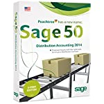 Sage 50 Distribution Accounting for 2014 – 5 User Retail Box