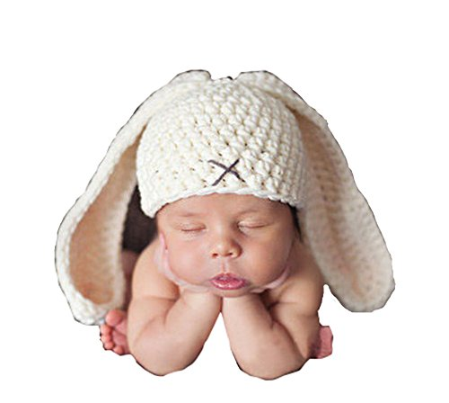 CX-Queen Baby Photography Prop Crochet Knitted Costume Sheep Hat