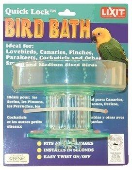Cheap 1 PK Quick Lock Bird Bath (B0095JZ29G)