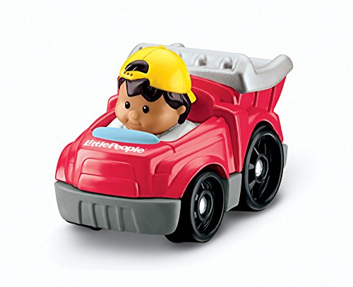 Fisher-Price Little People Wheelies Dump Truck - 1