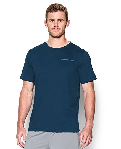 Under Armour Men's Charged Cotton T-Shirt, Blackout Navy (997), Small