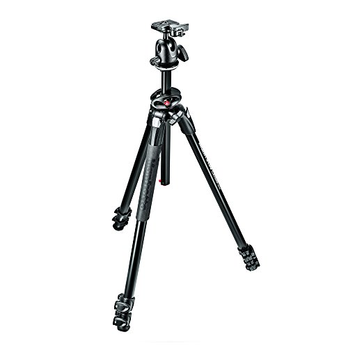 Manfrotto Aluminium Tripod Kit