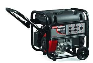 Coleman Powermate PM0435003 5,000 Watt 10 HP Portable Generator (Discontinued by Manufacturer)