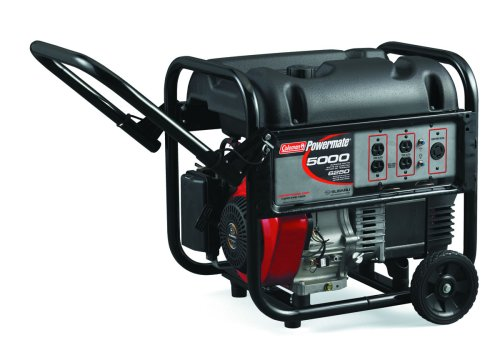 Subaru portable generator coleman power backup