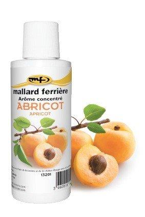 Flacon arôme concentré 125 ml abricot