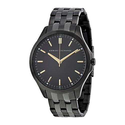 Armani Exchange 1160307 AX2144 - Reloj para mujeres, correa de acero inoxidable color plateado