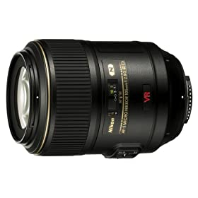 The Electronics World |   Nikon 105mm f/2.8G ED-IF AF-S VR Micro-Nikkor Lens