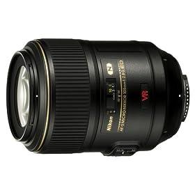 The Electronics World |   Nikon 105mm f/2.8G ED-IF AF-S VR Micro-Nikkor Lens