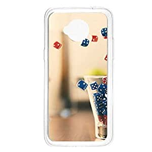 a AND b Designer Printed Mobile Back Cover / Back Case For Motorola Moto E (2nd Gen) (Moto_E2_1517)