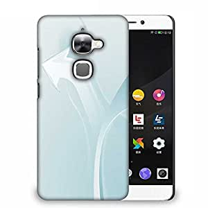 Snoogg White Arrow Designer Protective Phone Back Case Cover For Samsung Galaxy J1