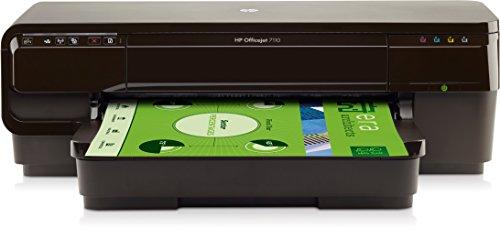 HP OfficeJet 7110 Imprimante Jet d'encre Couleur Grand Format 15 ppm Noir