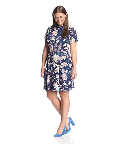 Single Plus Women's Marie Shirt Dress