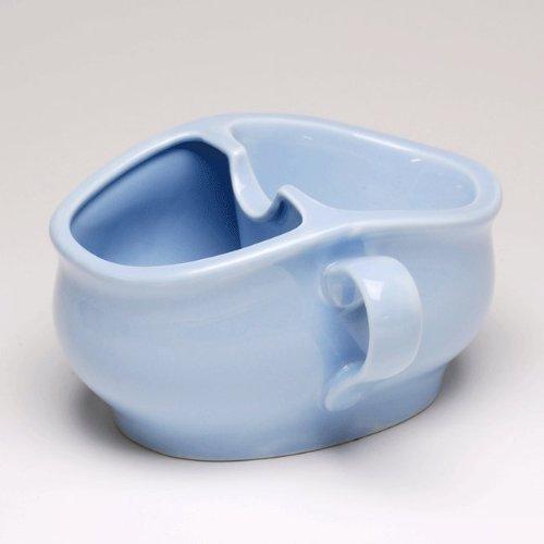 パーフェクト シェービングカップ ブルー