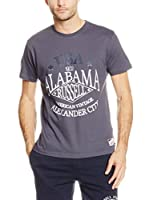 Russell Athletic Camiseta Manga Corta (Gris)