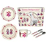 Emma Bridgewater Dancing Mice 6-Piece Melamanie Breakfast Set
