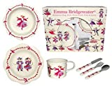 Emma Bridgewater Dancing Mice 6-Piece Melamanie Breakfast Set