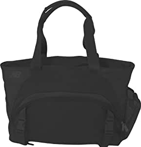New Balance Women's Wellness Tote Bag, Black, One Size