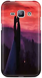 Sand Dunes Designer Printed Hard Back Case cover for Samsung Galaxy J1 Ace