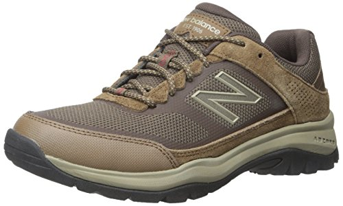 New Balance Women's WW669V1 Walking Shoe, Brown/Horizon, 9.5 B US
