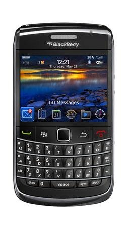 BlackBerry Bold 9700 Mobile Phone Unlocked Sim Free Black Friday & Cyber Monday 2014