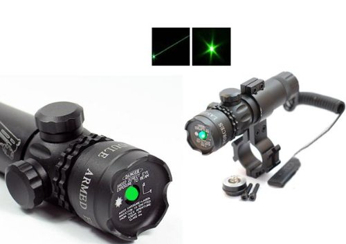 532nm Tactical Green Laser Sight Hunting Rifle