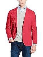 Hackett London Chaqueta Clásica Hombre (Rojo)