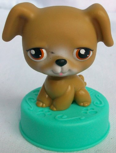 Littlest Pet Shop Pet, Mcdonalds Happy Meal Puppy Doll Toy