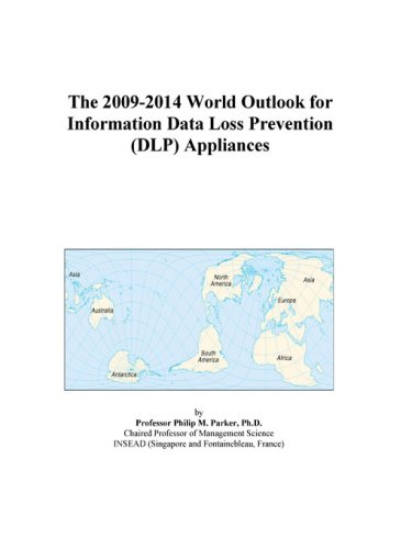 The 2009-2014 World Outlook For Information Data Loss Prevention (Dlp) Appliances front-557199