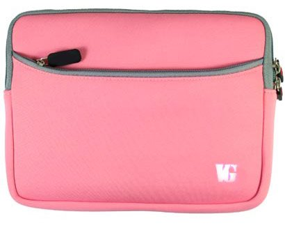 Black Friday Baby Pink Carrying Case for Notebook 7